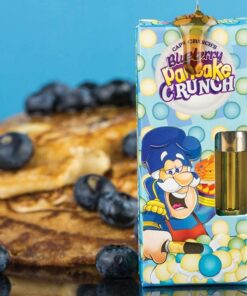 Blueberry Pancake Crunch