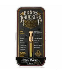 Blue Blue Dream Brass Knuckles For SaleDream Brass Knuckles For Sale
