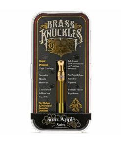 Buy Sour Apple Brass Knuckles