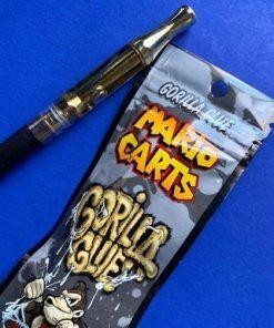 Gorilla Glue Mario Carts