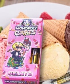 Monopoly Carts Gelato