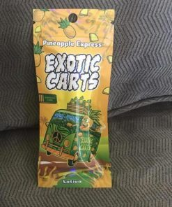 Buy Pineapple Express Exotic Carts