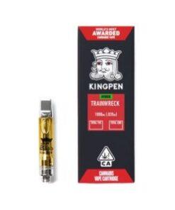 Buy 710 Trainwreck Kingpen Cartridge