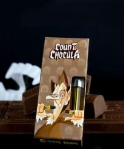 count chocula cereal carts
