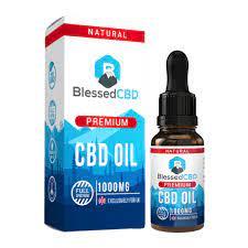 1800mg blessed CBD oil