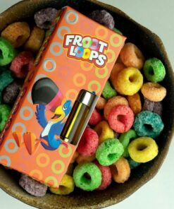 Cereal Carts Froot Loops