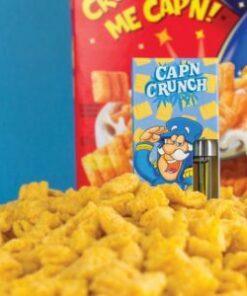 Cereal Carts Cap'n Crunch